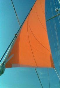 E-sails Storm Jib